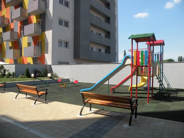 Vivenda Residencias - blocuri noi in apropiere de parcul IOR - Titan
