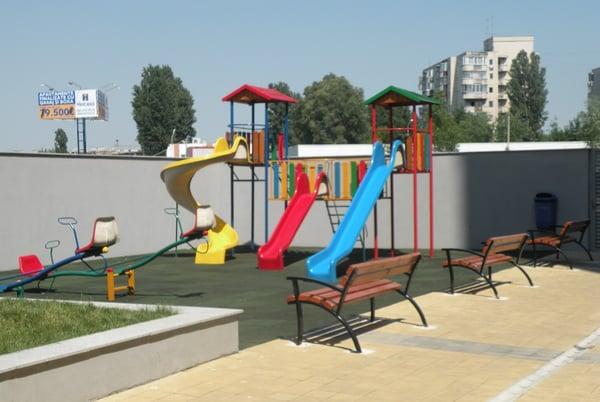 Vivenda Residencias Bucuresti – blocuri noi in apropiere de gradinite, scoli