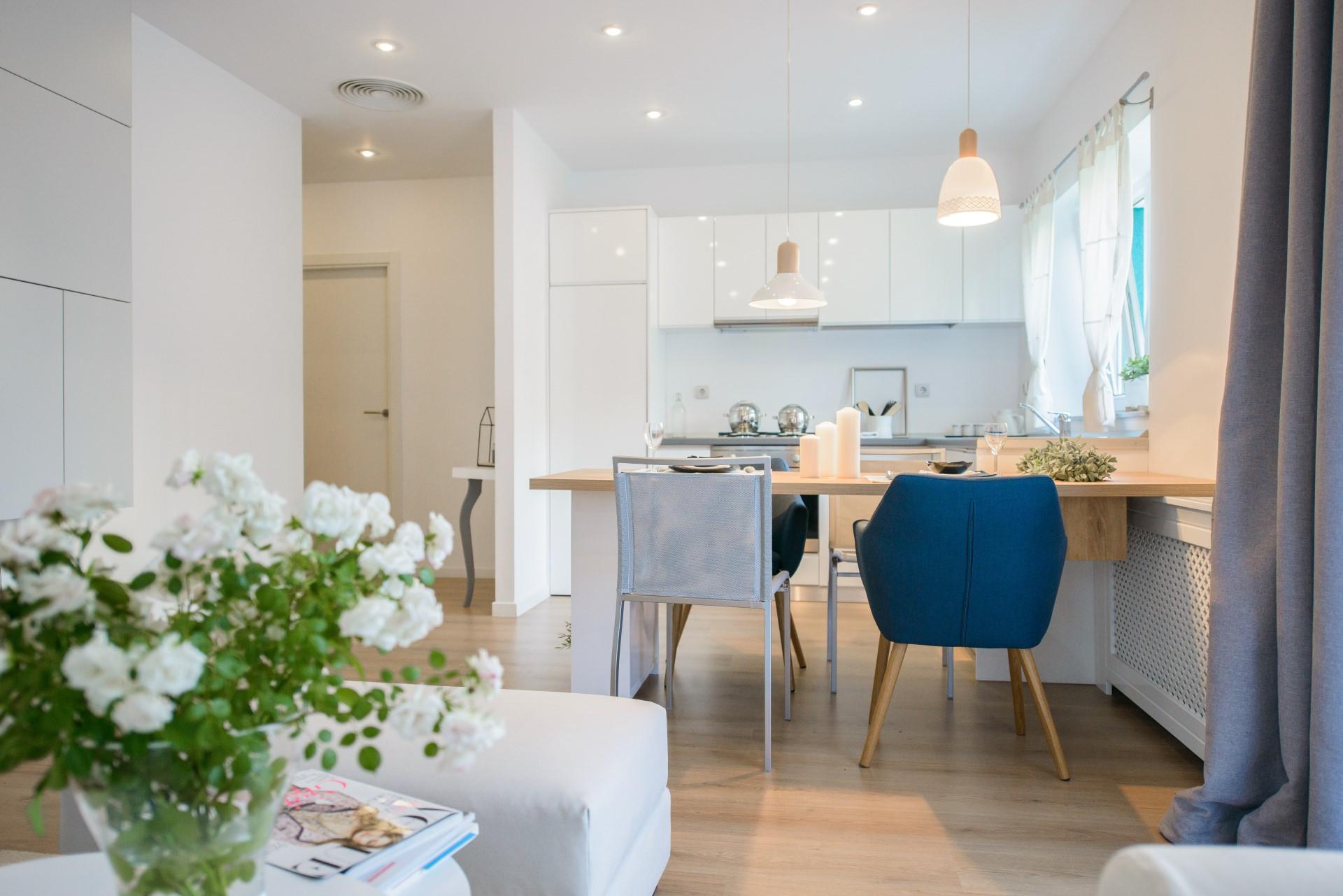 Apartament nou la metrou - Vivenda Residencias