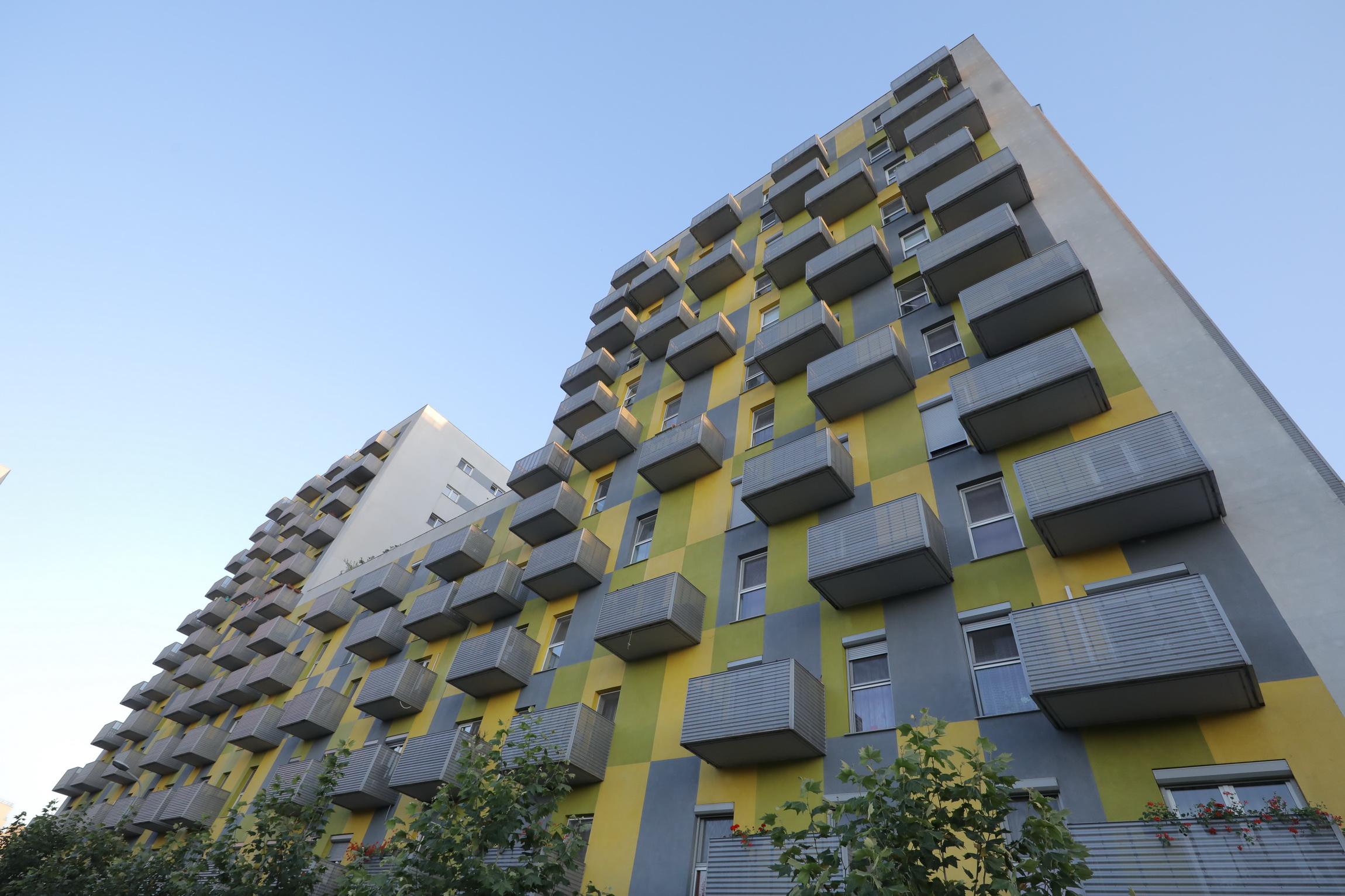 etaj apartament vivenda residence