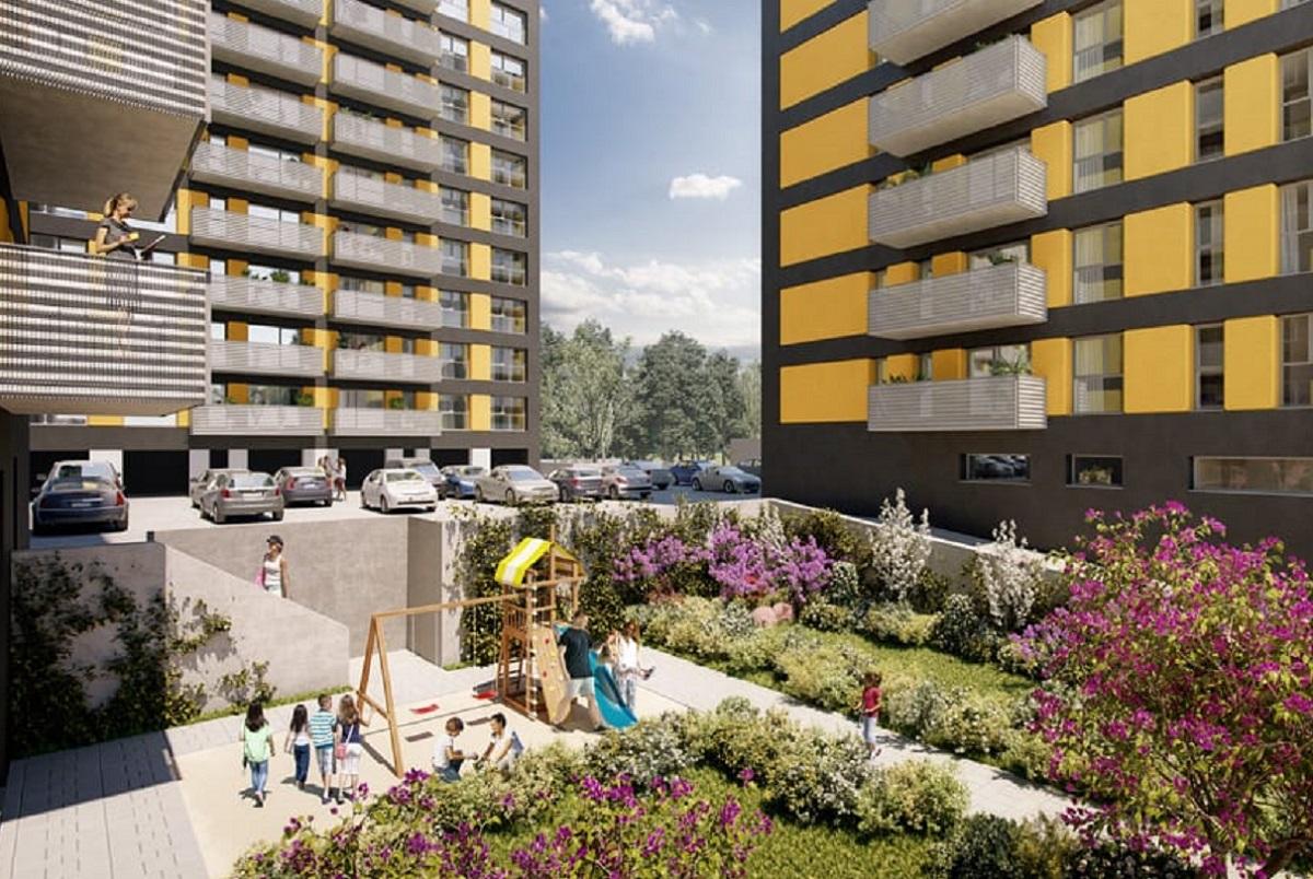 Apartament nou la dezvoltator - finisaje, personalizare