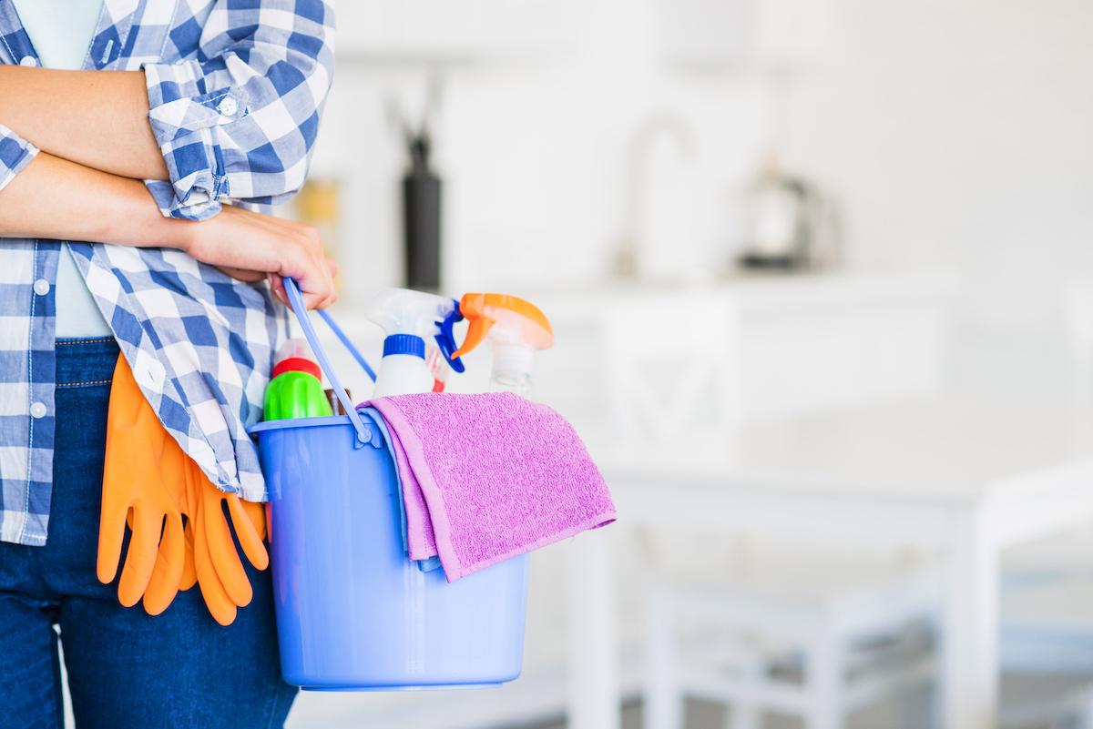 curatenie, igienizare apartament