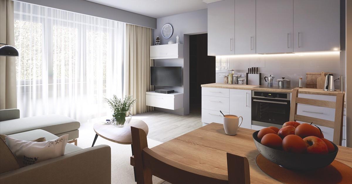 garsoniere, apartamente 2 camere - blocuri noi Vivenda Bucuresti