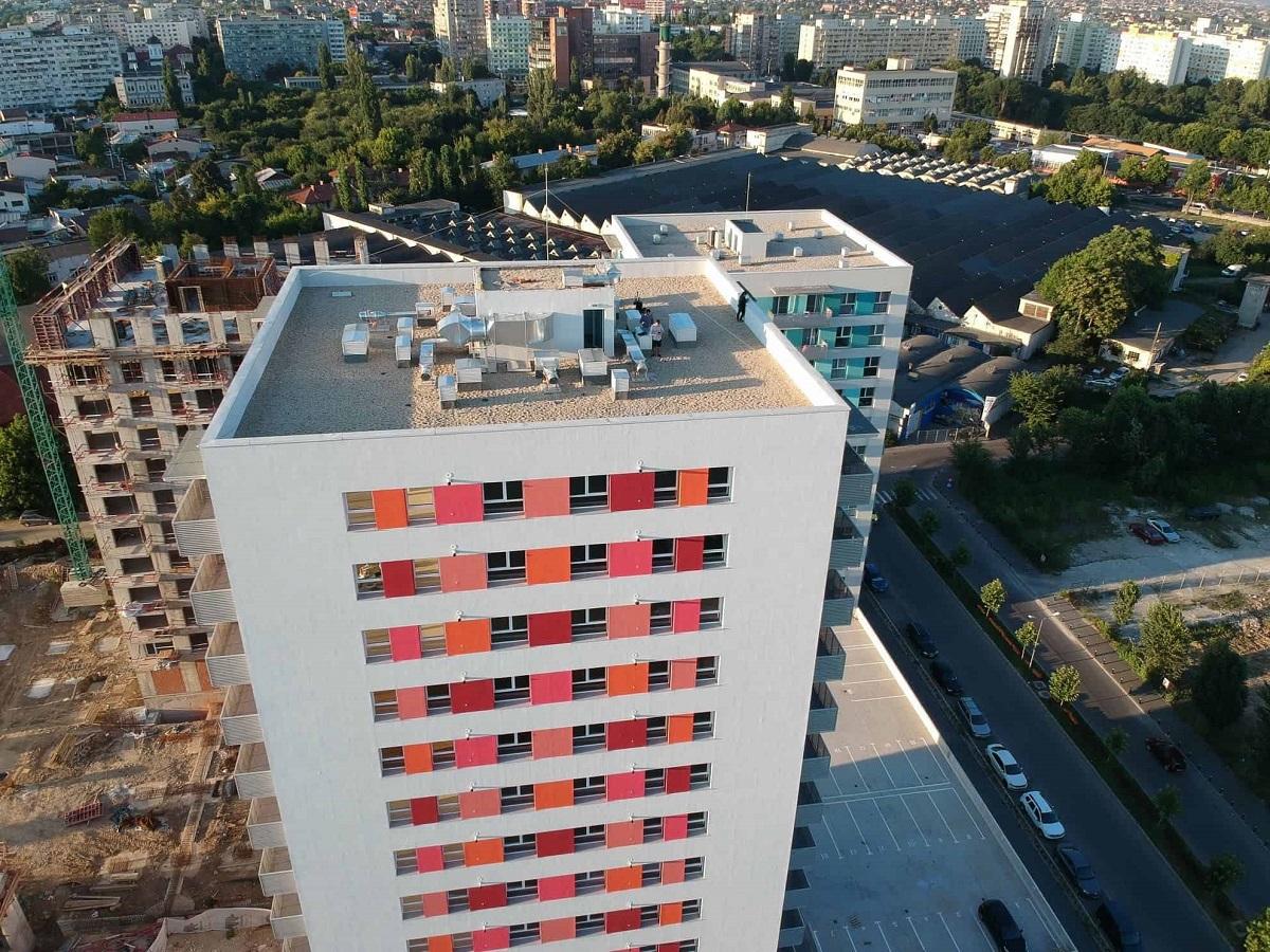 Investiții imobiliare în București - complex rezidențial Vivenda