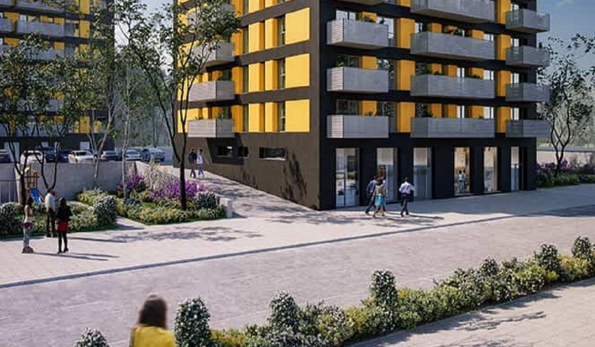 Vivenda București sector 2 - ansamblu rezidențial la metrou. Hercesa